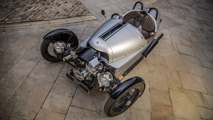 Morgan 110th edition modellen 3