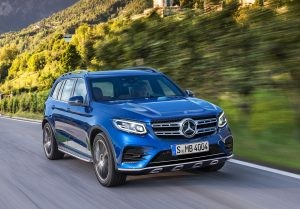 MERCEDES GLB, computerfoto Schulte Design