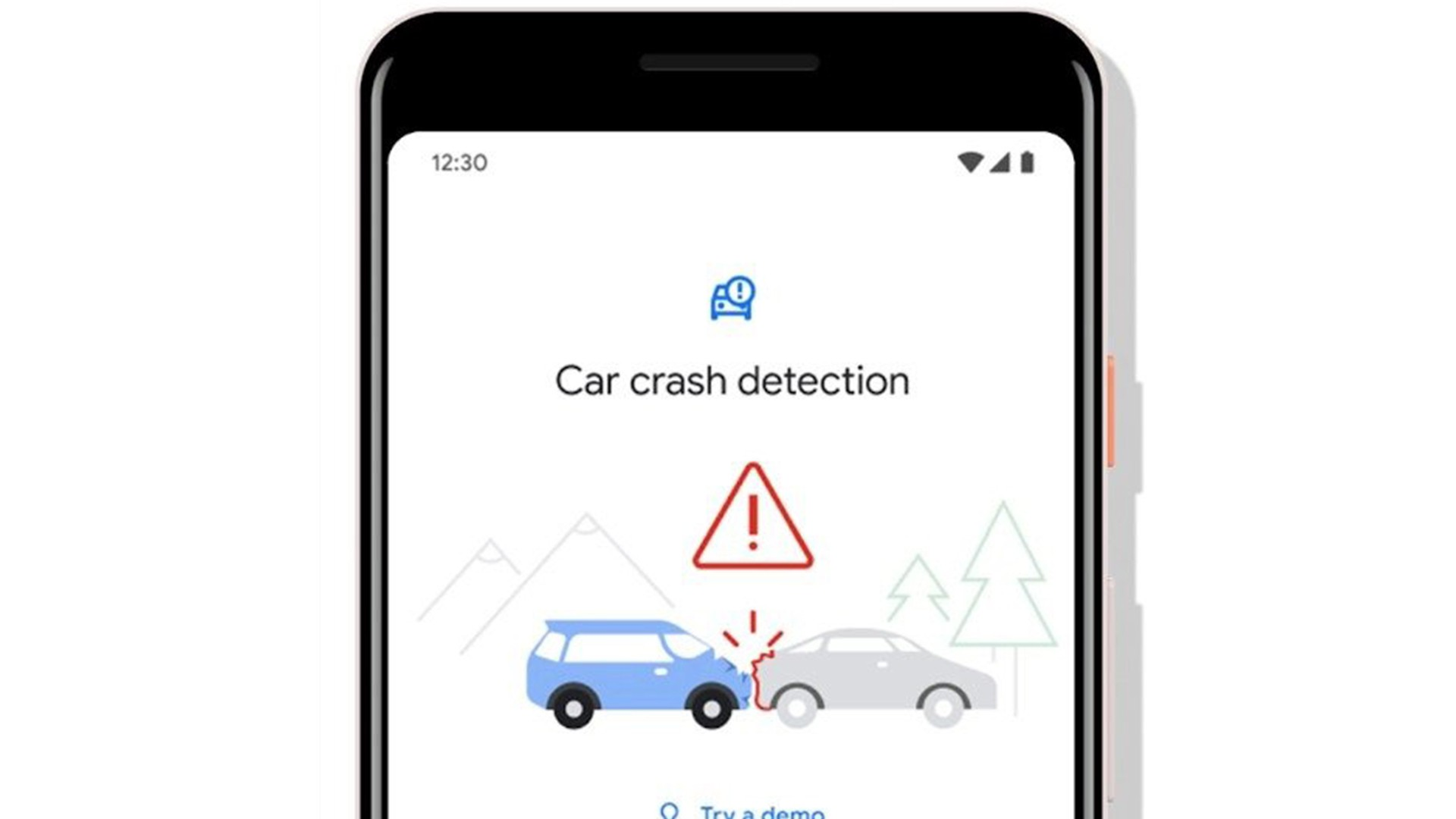 Google Crash App