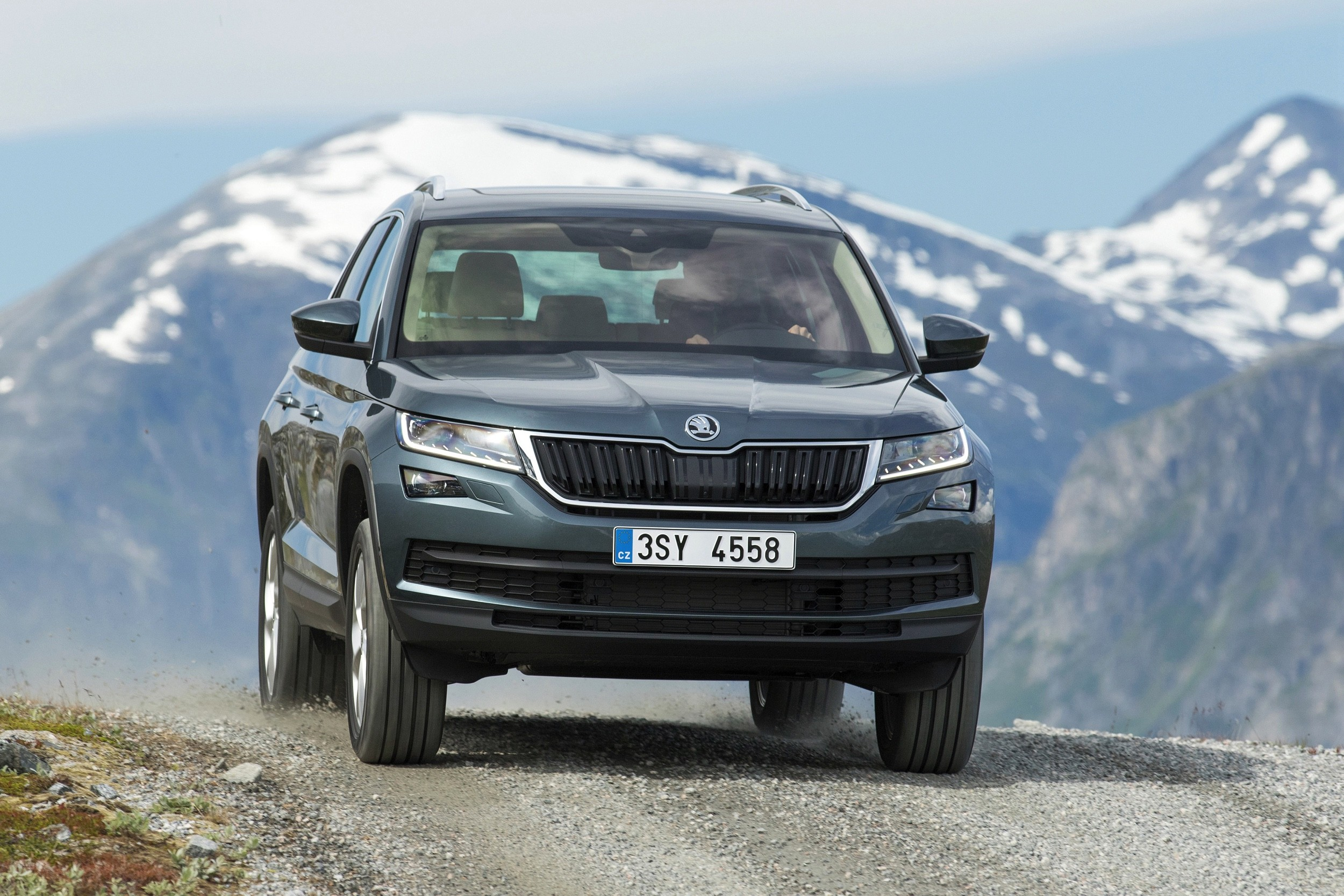 Autovisie Magazine 24 -2- Sneak Preview - Skoda Kodiaq