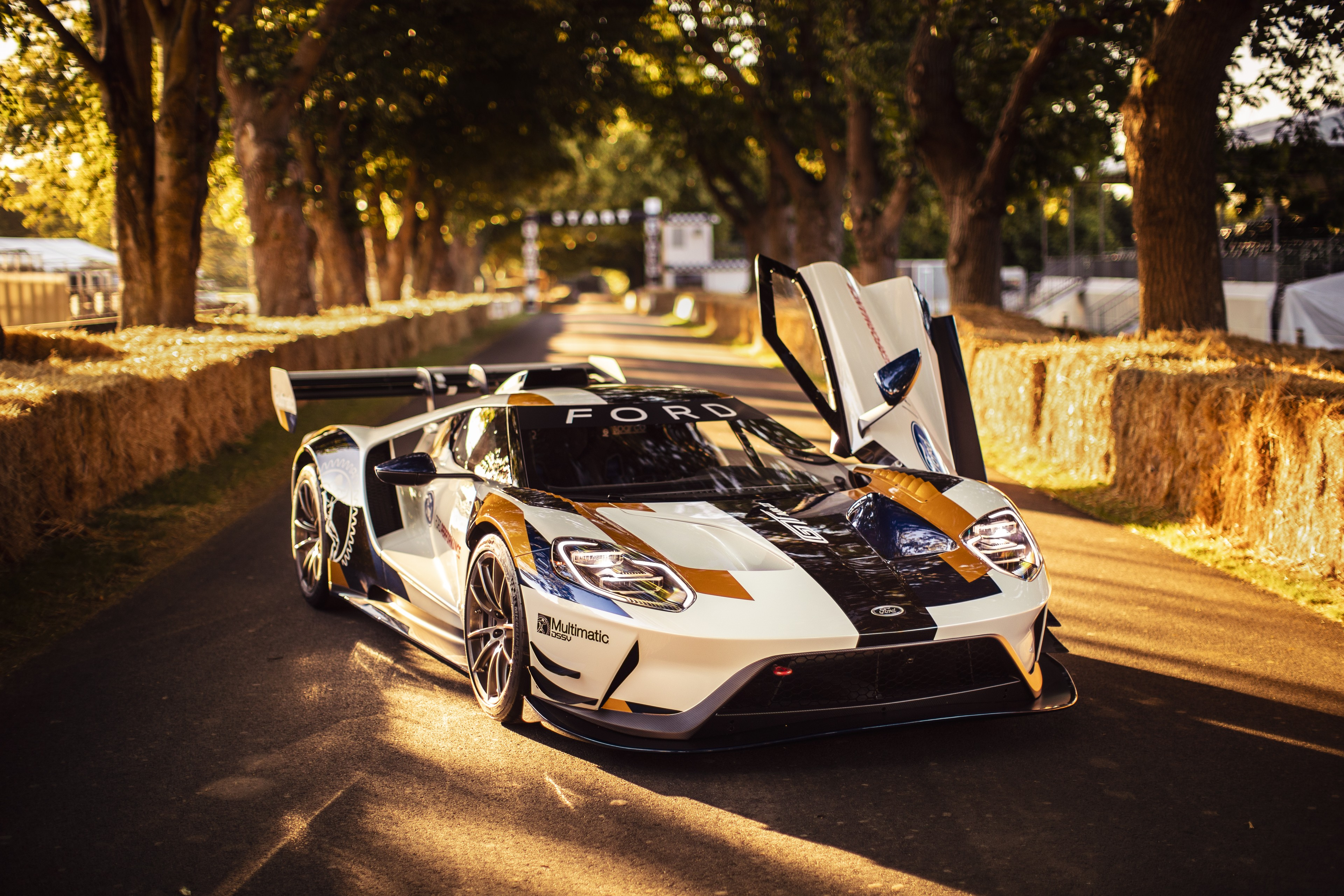 Ford GT MKII