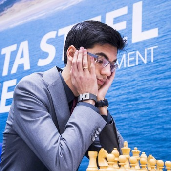 Anish Giri © ANP