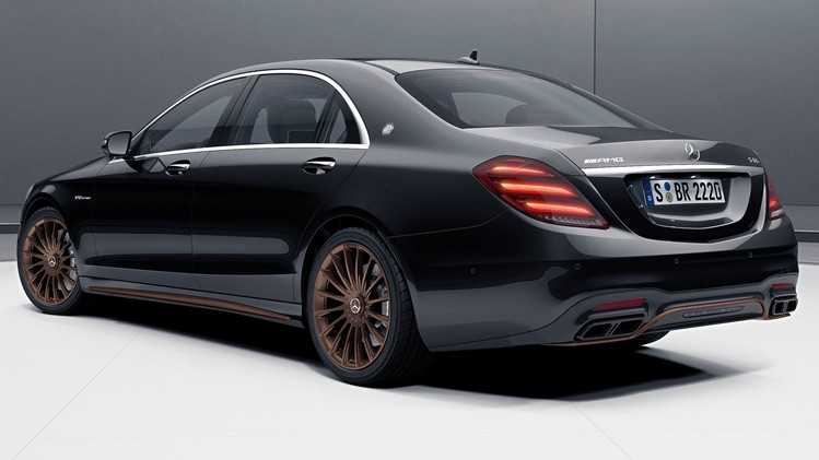 Mercedes-Benz S65 AMG Final Edition 3