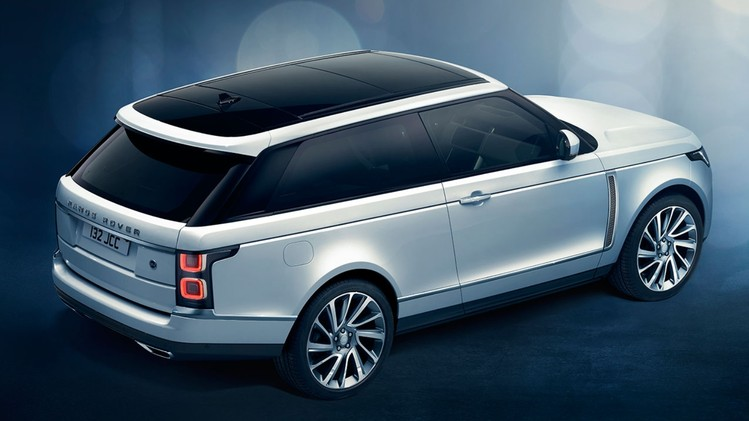 Land Rover Range Rover SV Coupe 3