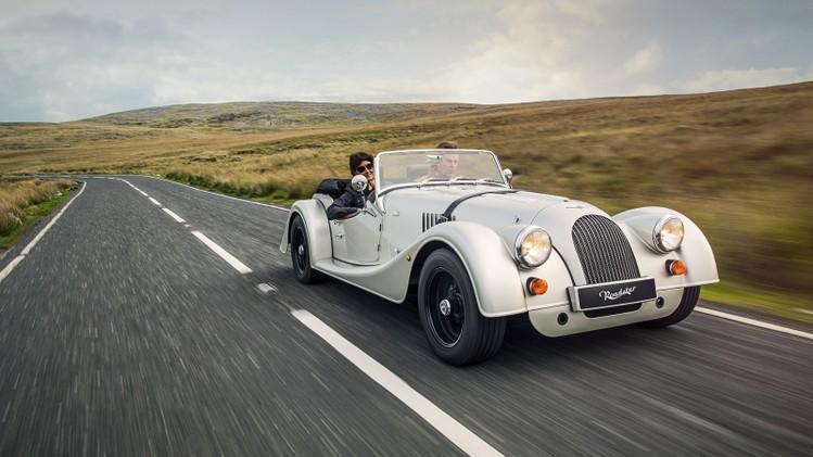 Morgan 110th edition modellen 7