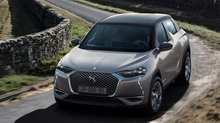 DS 3 Crossback E-Tense 3