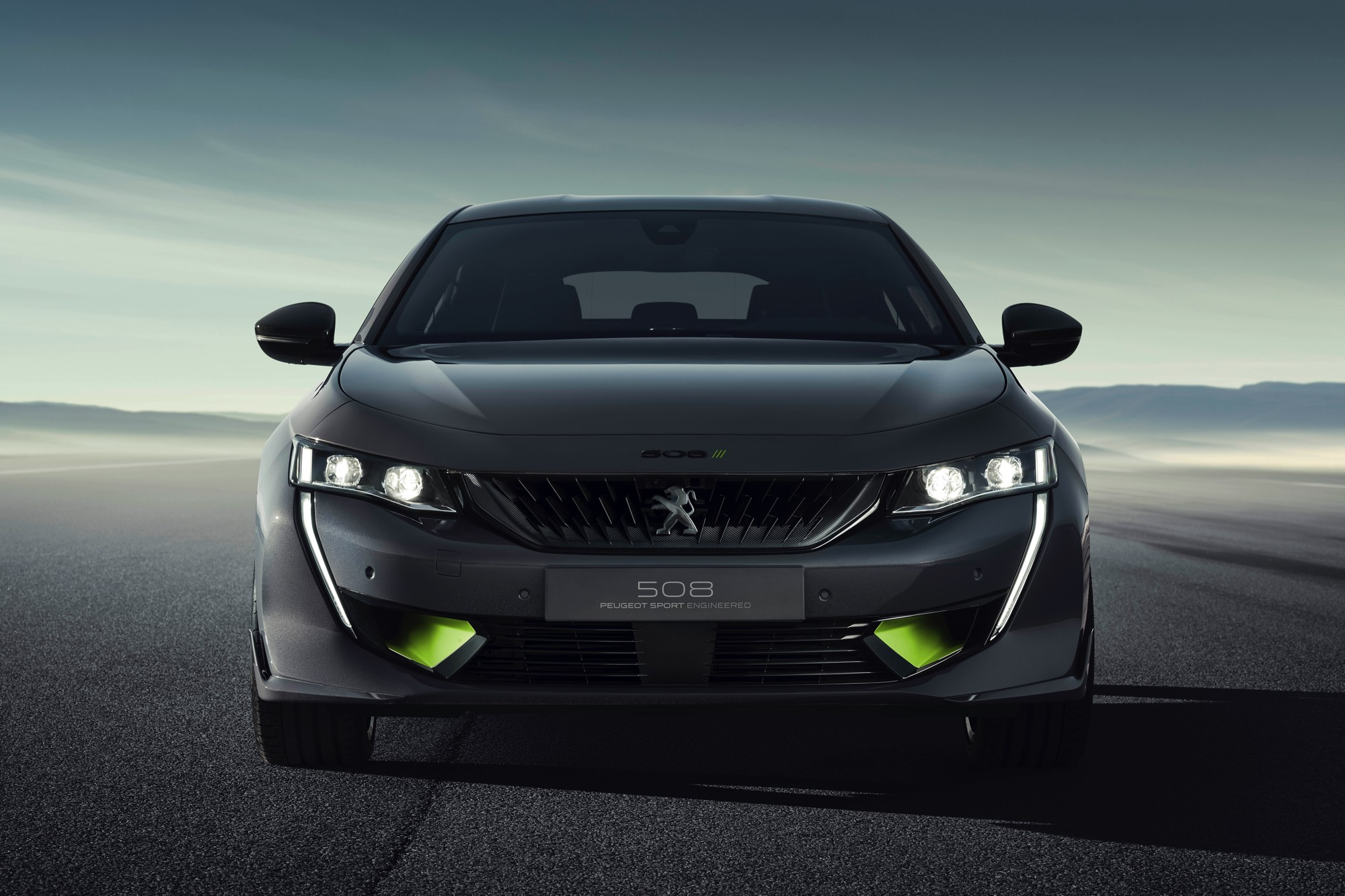 peugeot 508 by peugeot sport eng34ineered