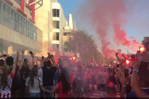 Het is feest in Eindhoven. © Screenshot