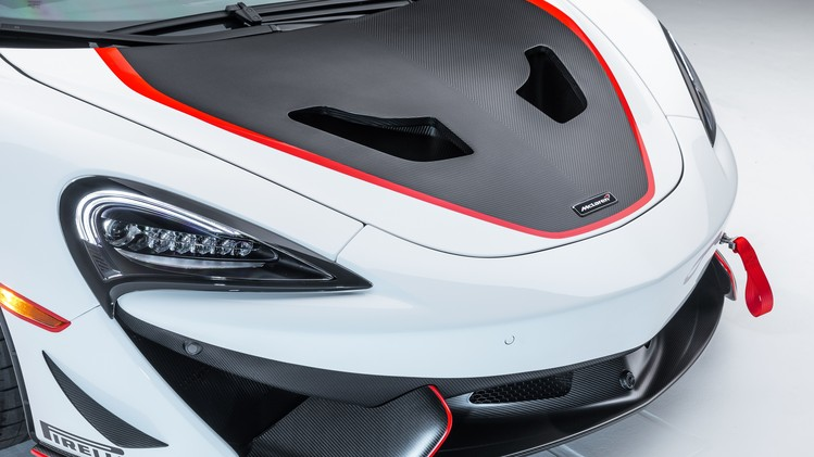 McLaren MSO X - 08 Anniversary White_Red and Blue Accents - 08