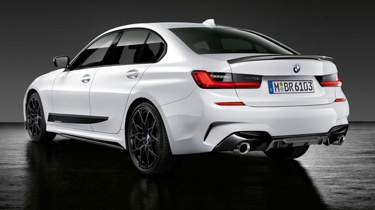 BMW 3 Serie M Performance