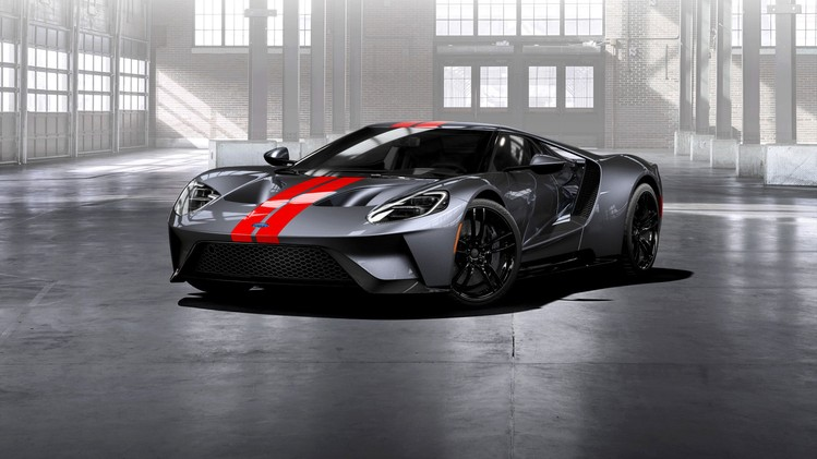 Ford GT1-Mike