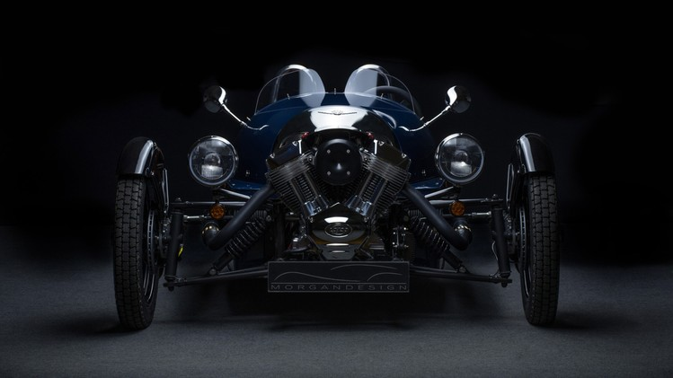 Morgan 3 Wheeler 4