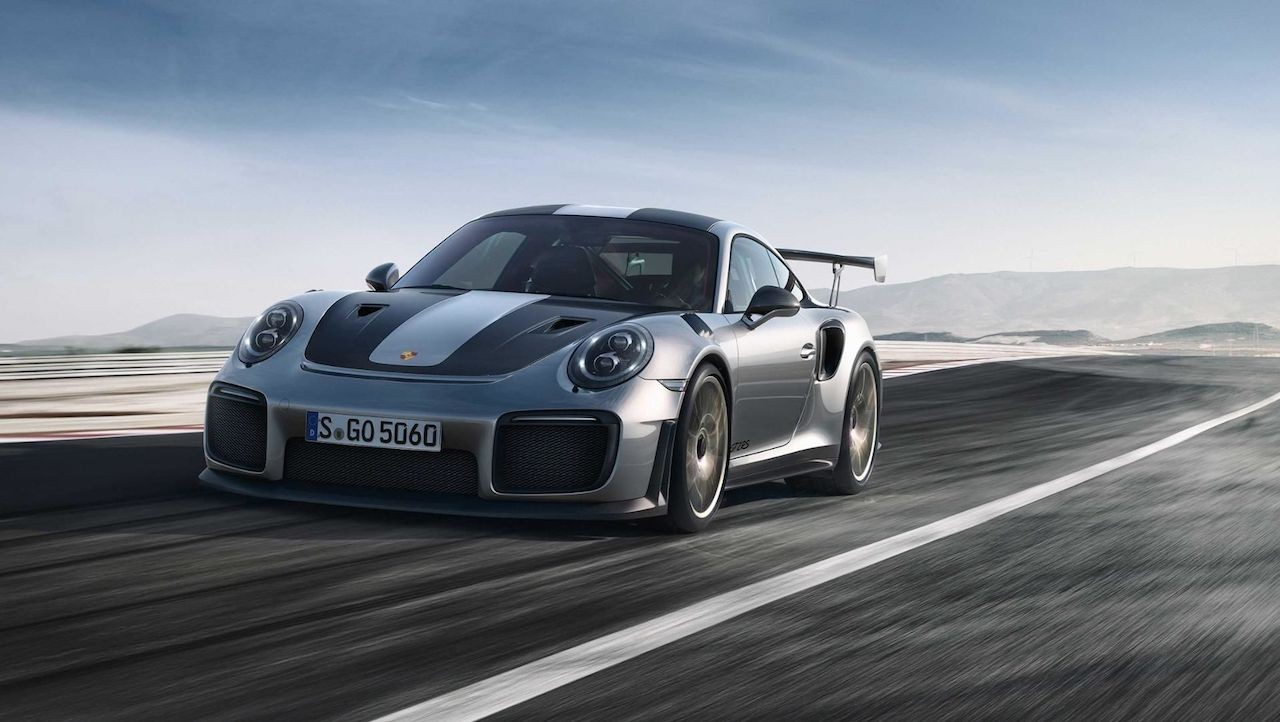911 GT2 RS