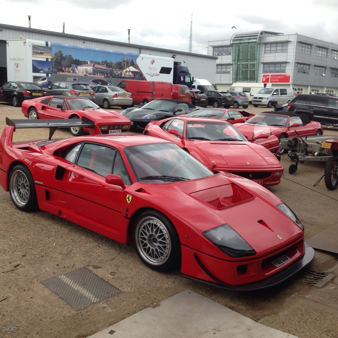 Trackday Silverstone 001