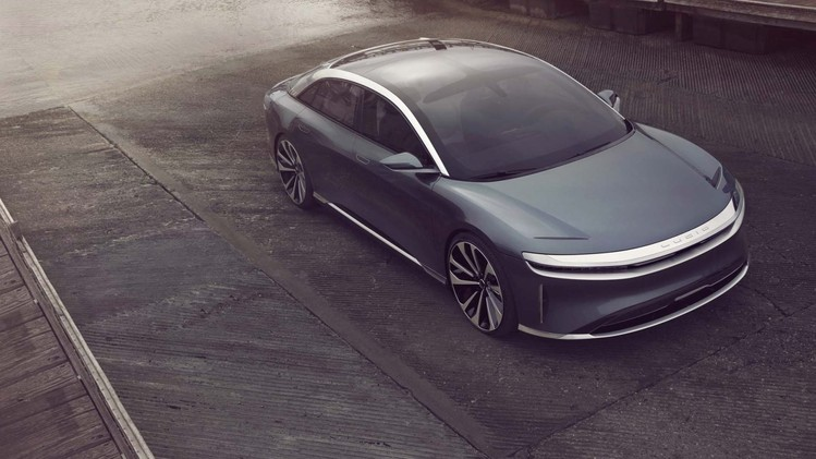 Lucid Motors Air 3