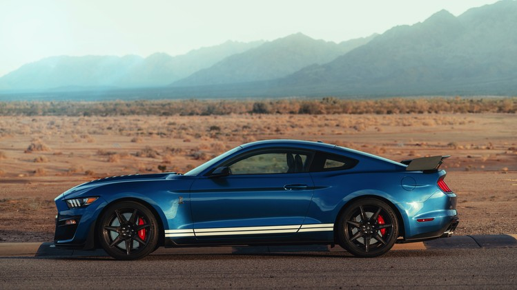 ford mustang gt500 autovisie s28
