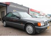 Mercedes-Benz 190-serie - 1.8i Basic, 1e Eig.!! CV, Trekhaak, Nette Staat