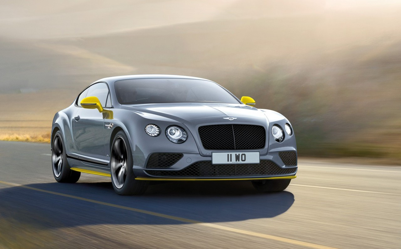 Bentley Continental GT Speed Black Edition-4