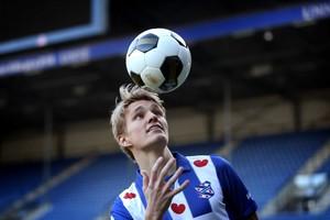 Martin Ødegaard © ANP