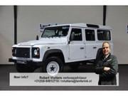 Land Rover Defender - 110 TD4 SW 122pk 7-pers Airco CV Tax-free