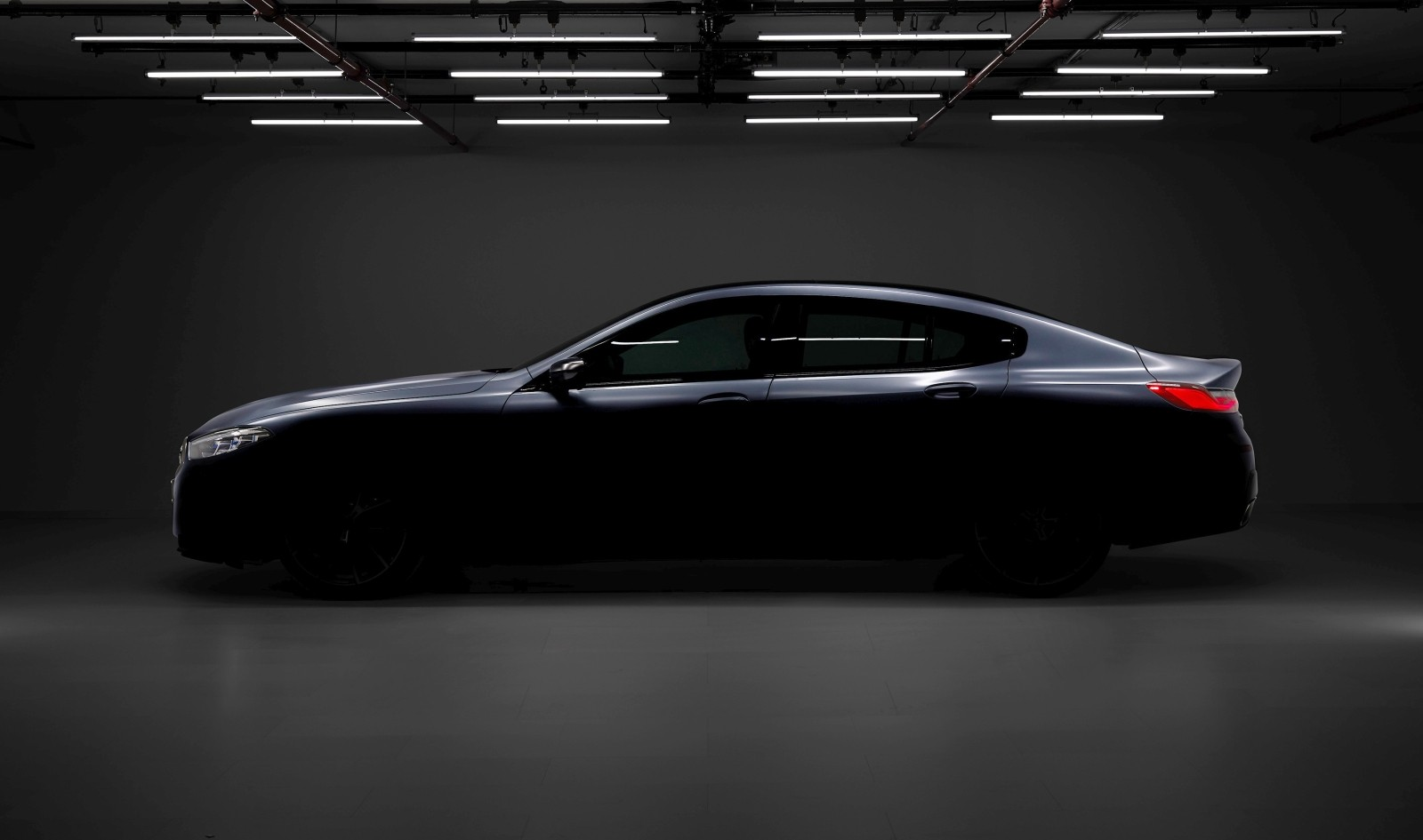 BMW 8 Serie Gran Coupe 2019 teaser