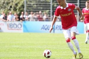 RaiVloet maakt deel uit van de selectie van PSV. © twitter RaiVloet