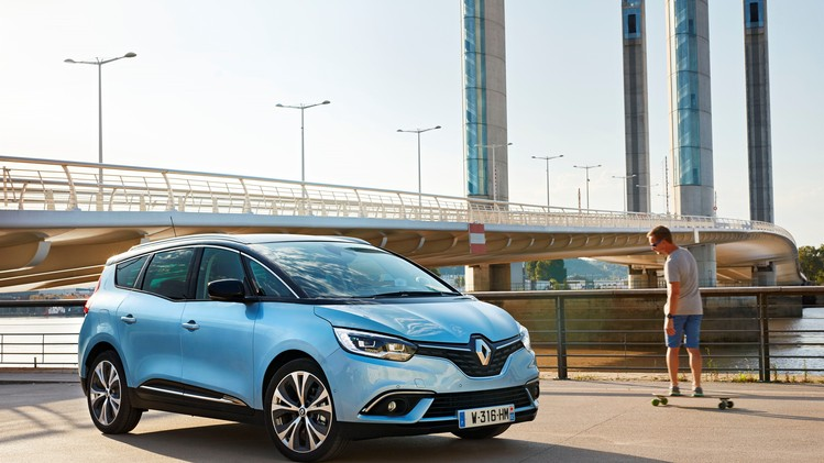renault scenic a