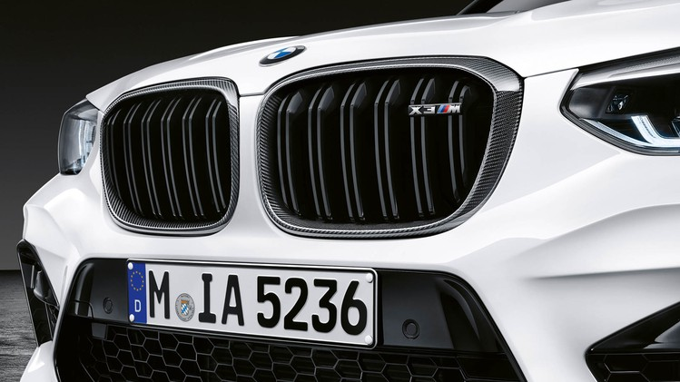 BMW X3 X4 M Performance-onderdelen