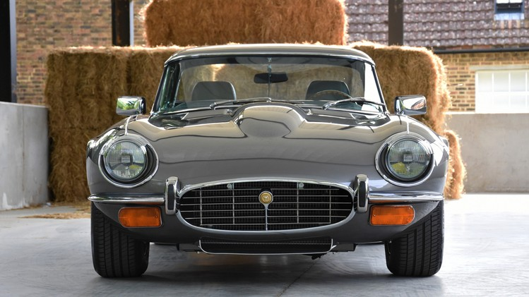 E-Type UK Jaguar S3 V12 6.1 3