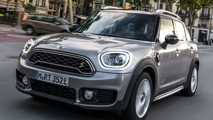 Mini Countryman Plug-in Hybrid 1