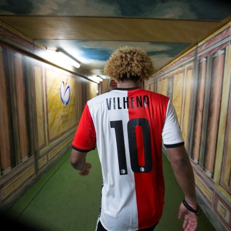 Tonny Vilhena © Hollandse Hoogte