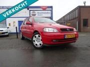 Opel Astra - Wagon 1.8-16V Sport! b.j. 1999! Stuurbekrachtiging