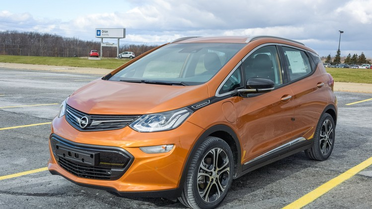 Opel TOpel Ampera-eechnology Backgrounder - Detroit