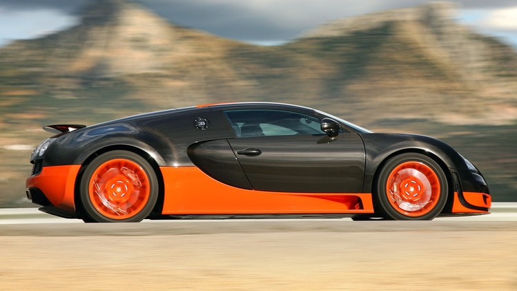 Bugatti Veyron SuperSport 003