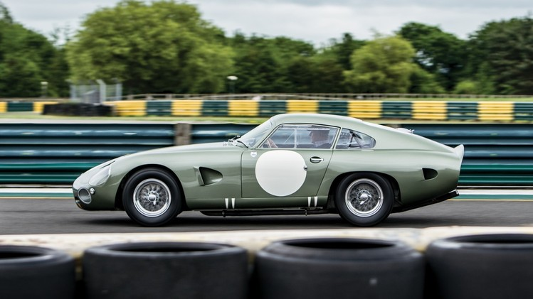 1963 Aston Martin DP215 Grand Touring Competition Prototype 5