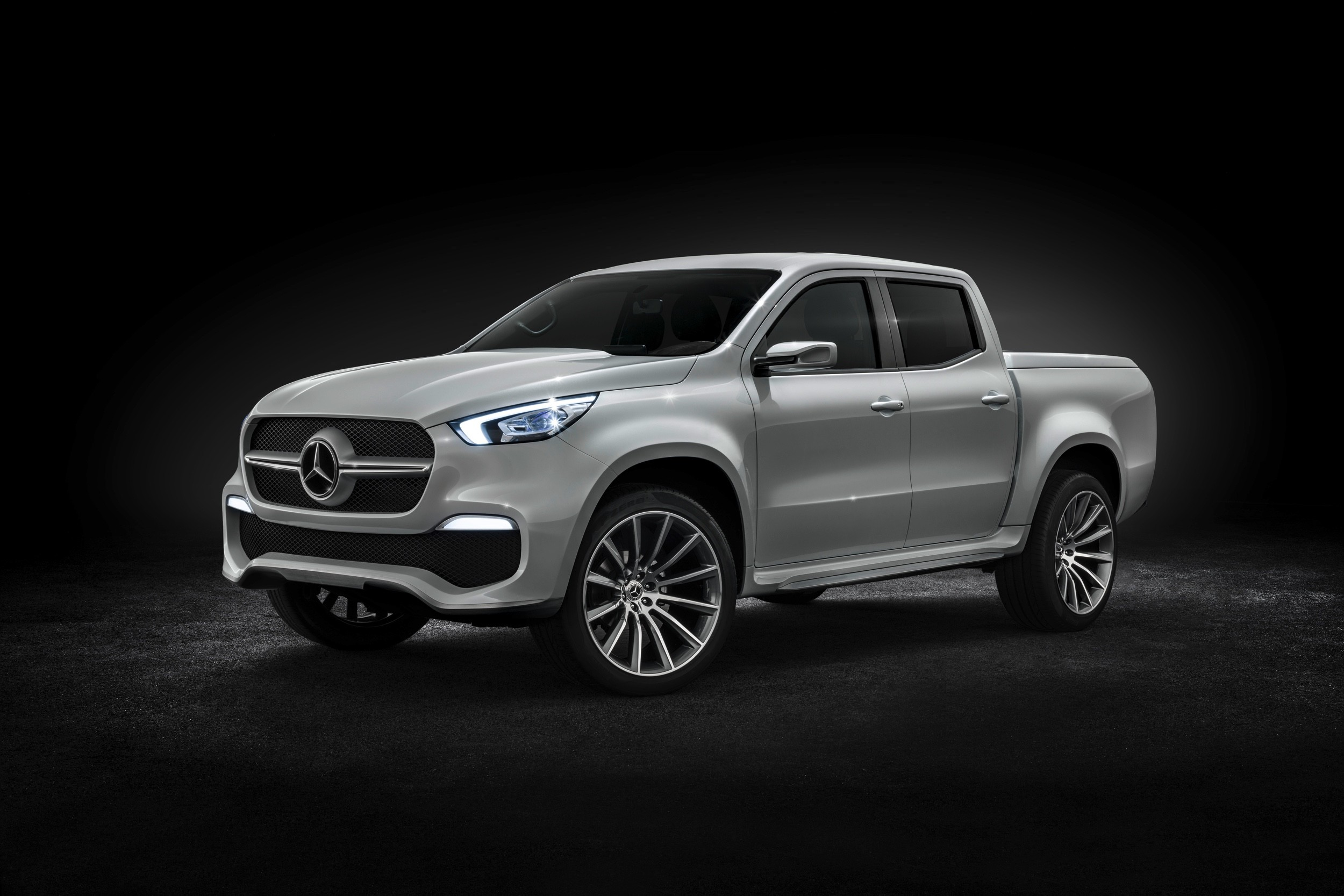 Mercedes-Benz X-Klasse Stylish Explorer -8- Autovisie.nl