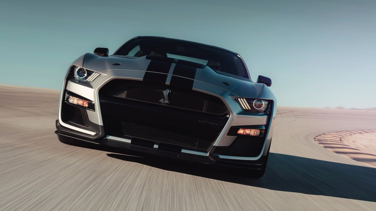 ford mustang gt500 autovisie s17