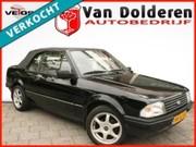 Ford Escort - Cabrio 1.6