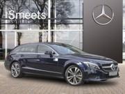 Mercedes-Benz CL-klasse - S-klasse Shooting Brake 350 D SCHUIF- KANTELDAK, LEDER, COMA