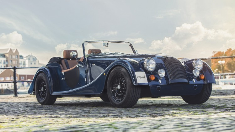 Morgan 110th edition modellen 5