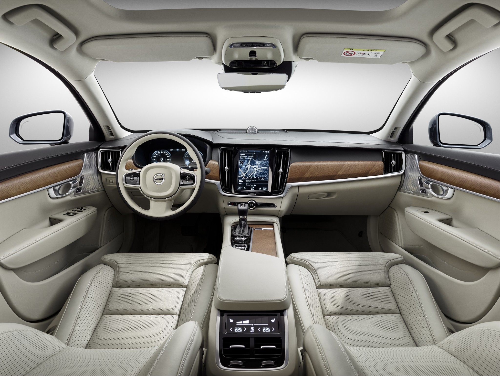 Volvo S90 Official 007