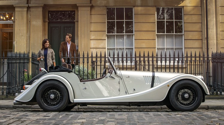 Morgan 110th edition modellen 8