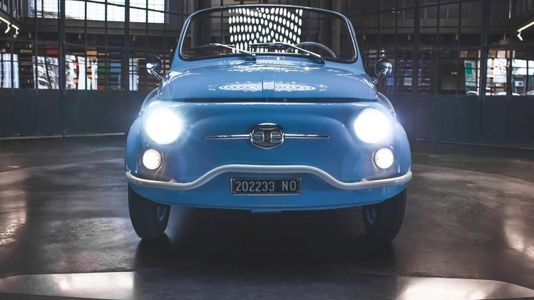 Fiat 500 Jolly Icon-e