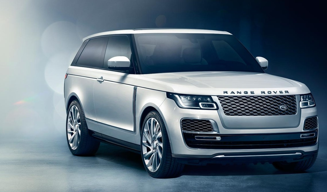 Land Rover Range Rover SV Coupe 1