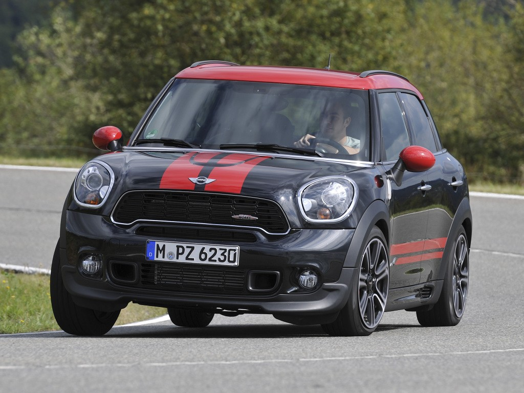 Mini Countryman a
